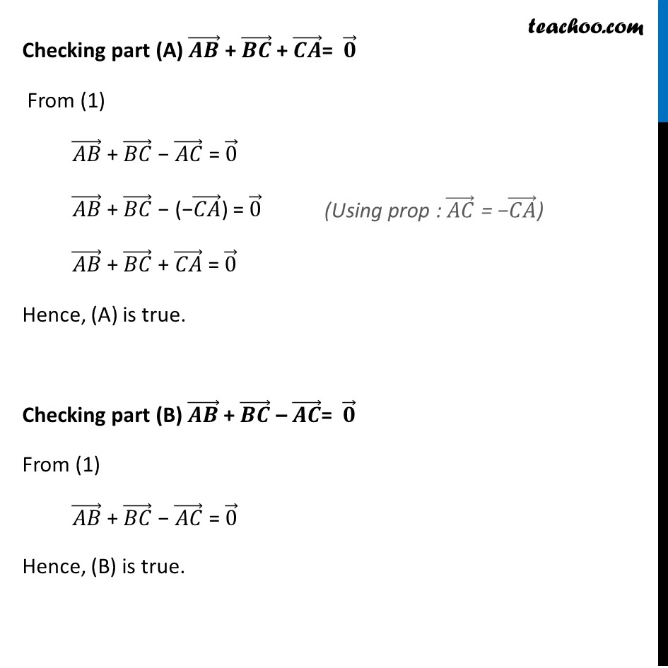 Ex 10.2, 18 - Chapter 10 Class 12 Vector Algebra - Part 2