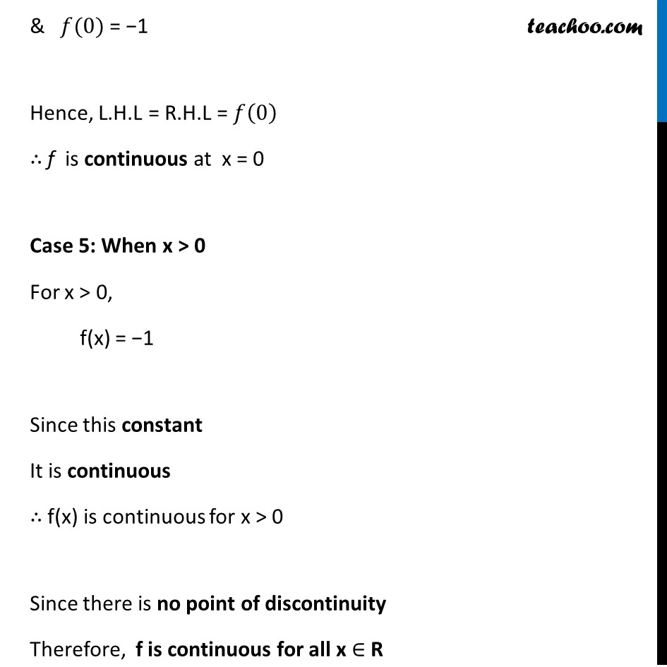 Ex 5.1, 34 - Chapter 5 Class 12 Continuity and Differentiability - Part 9