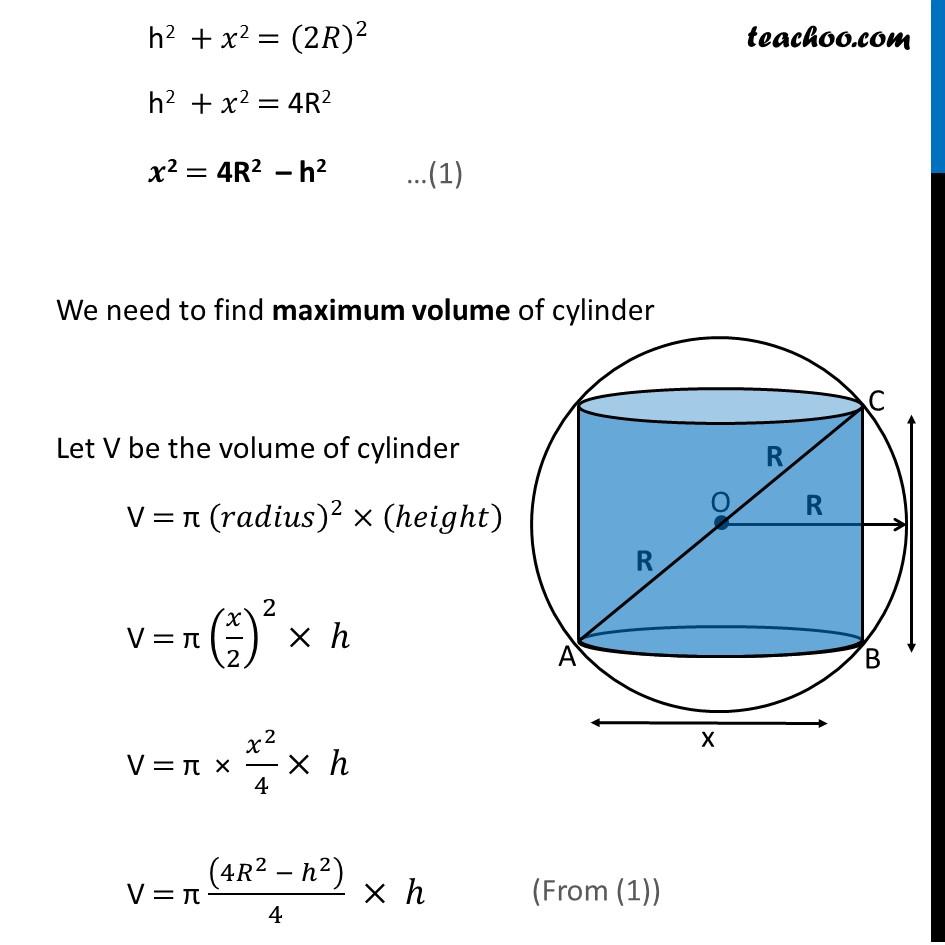 Misc 17 - Chapter 6 Class 12 Application of Derivatives - Part 2