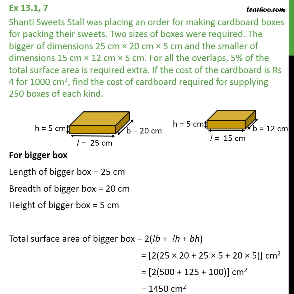 prentice hall geometry ch 13 test answers