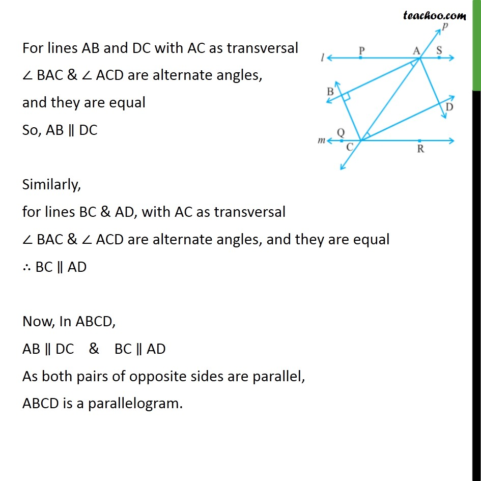 Example 4 - Chapter 8 Class 9 Quadrilaterals - Part 2