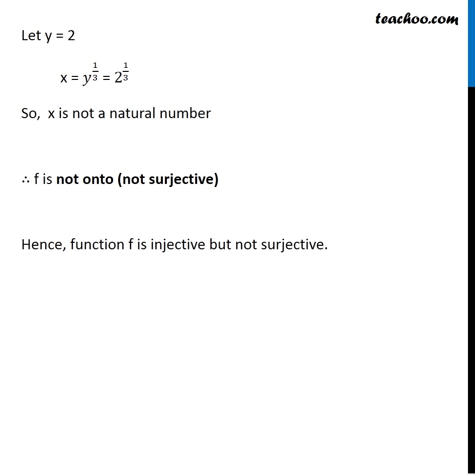 Ex 1.2 , 2 - Chapter 1 Class 12 Relation and Functions - Part 12