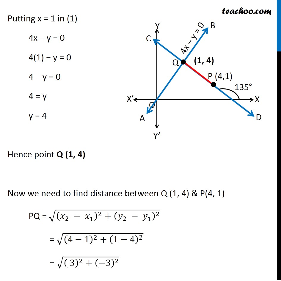 Example 21 - Chapter 10 Class 11 Straight Lines - Part 5
