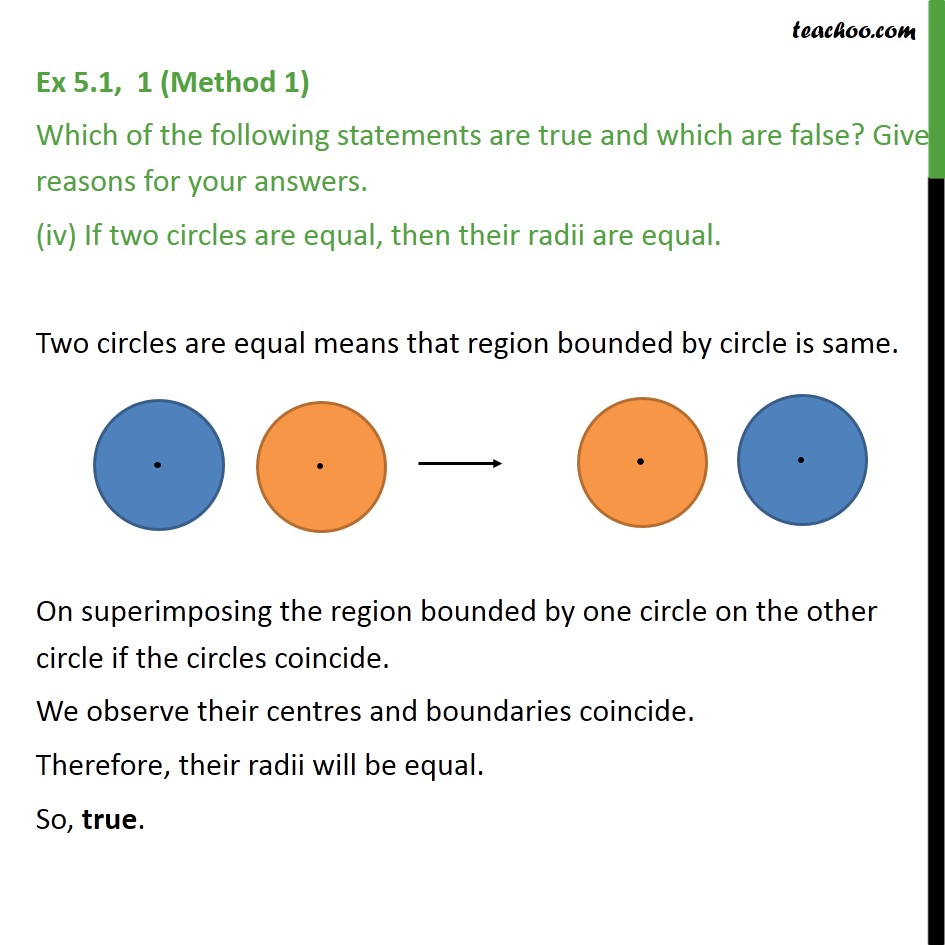 Ex 5.1, 1 - Chapter 5 Class 9 Introduction to Euclid's Geometry - Part 4