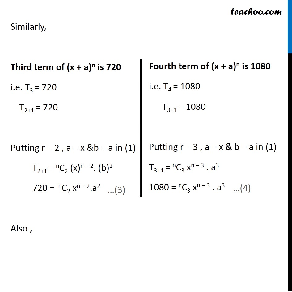 Example  8 - Chapter 8 Class 11 Binomial Theorem - Part 2