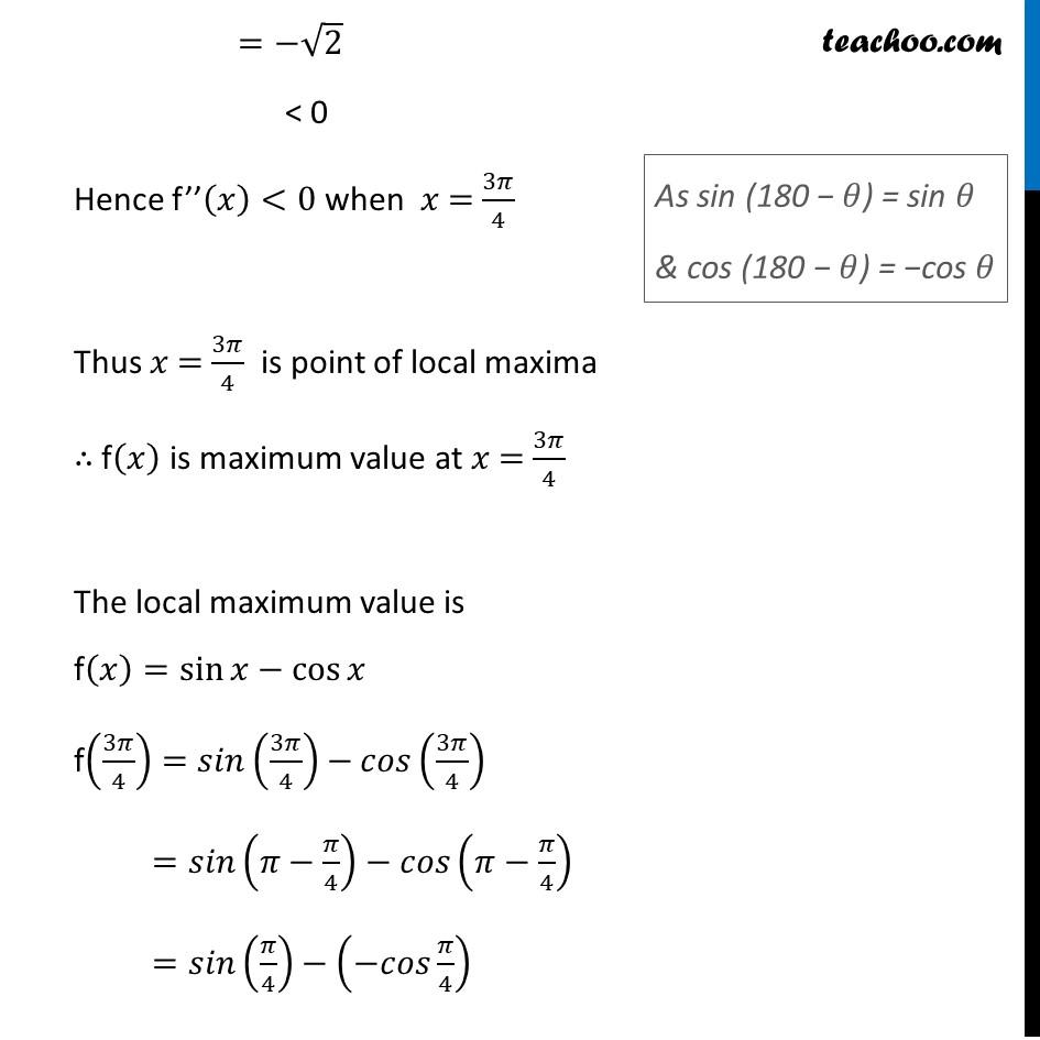 Ex 6.5,3 - Chapter 6 Class 12 Application of Derivatives - Part 13