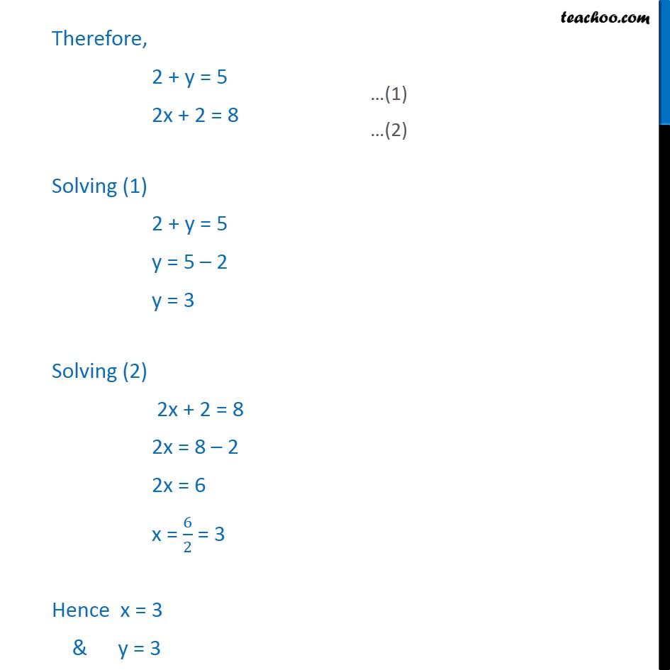 Ex 3.2, 9 - Chapter 3 Class 12 Matrices - Part 2