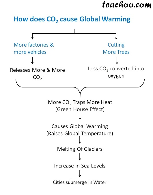 how does co2 Cauese global Warming - Teachoo.jpg