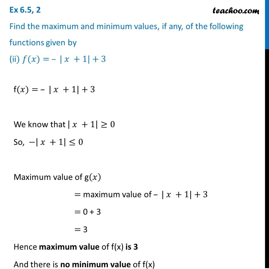 Ex 6.5,2 - Chapter 6 Class 12 Application of Derivatives - Part 2