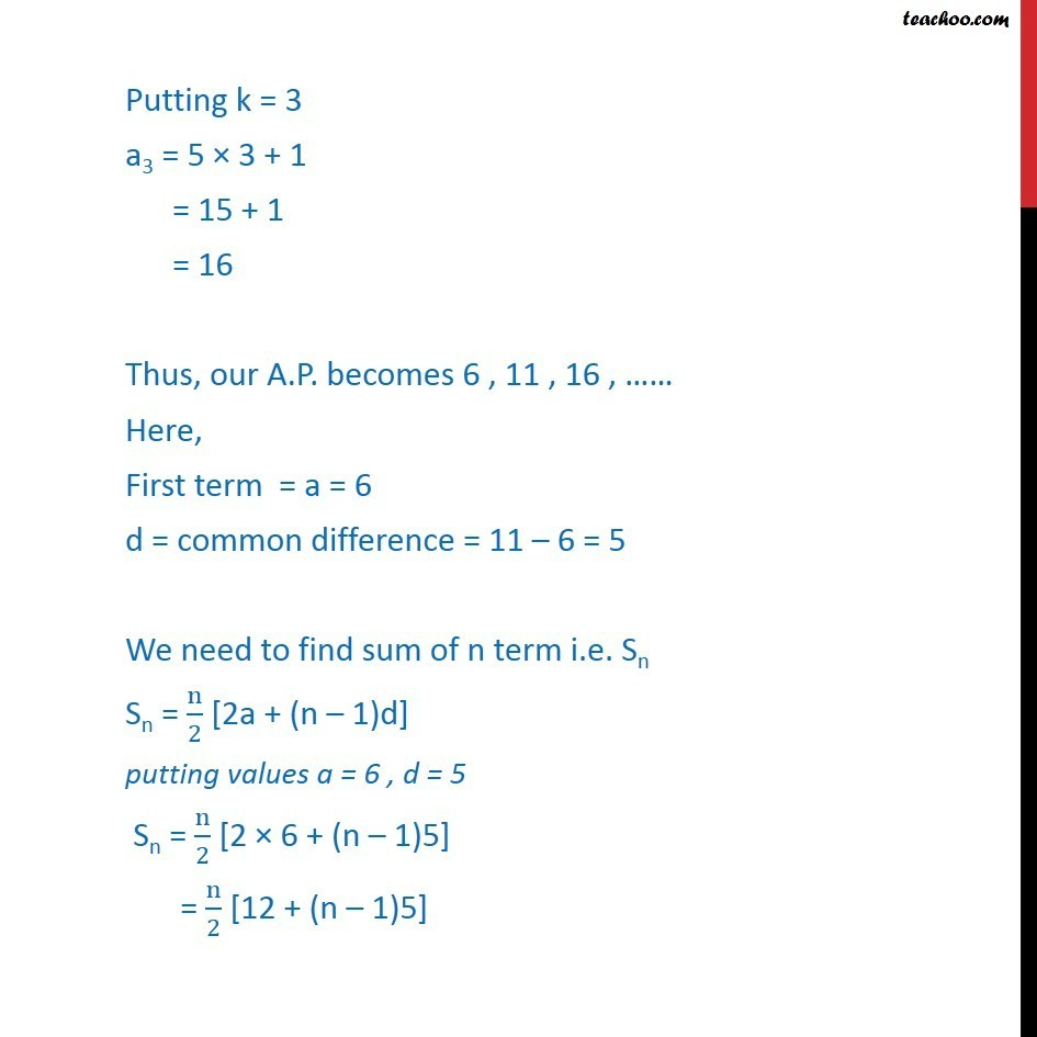 Ex 9.2, 7 - Chapter 9 Class 11 Sequences and Series - Part 2