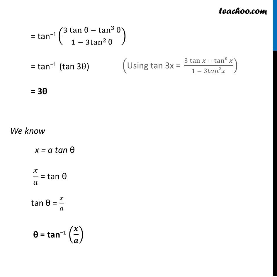 Ex 2.2, 10 - Chapter 2 Class 12 Inverse Trigonometric Functions - Part 2