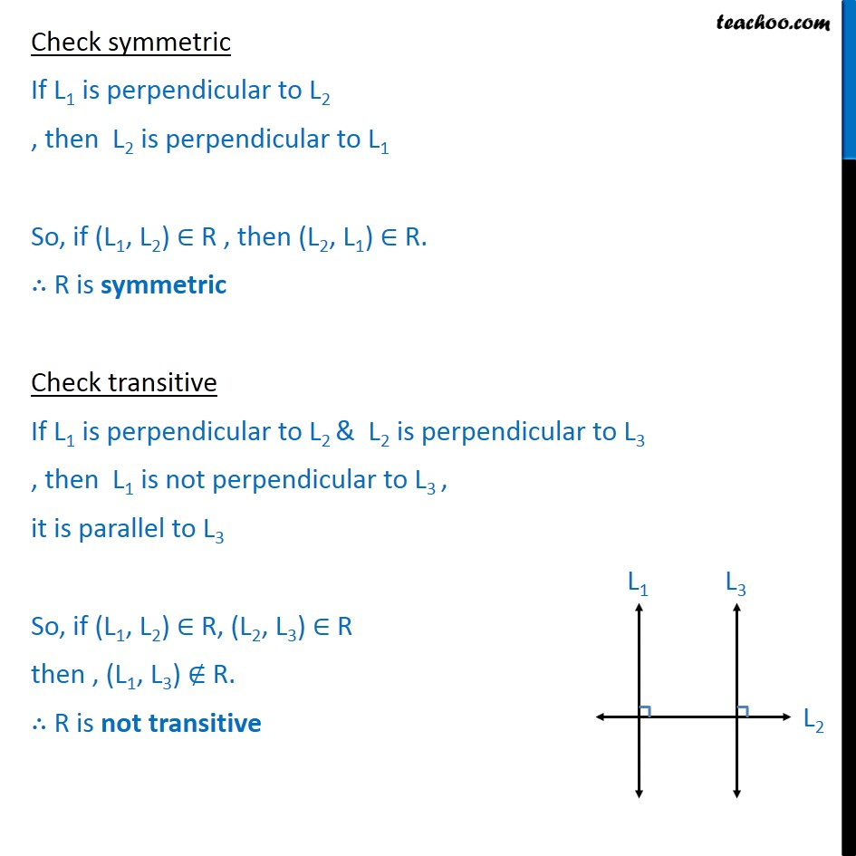 Example 3 - Chapter 1 Class 12 Relation and Functions - Part 2