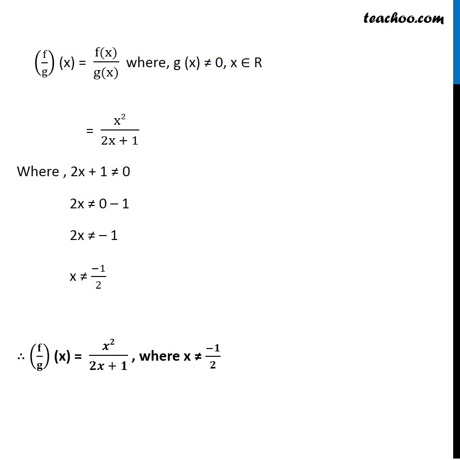 Example 16 - Chapter 2 Class 11 Relations and Functions - Part 3