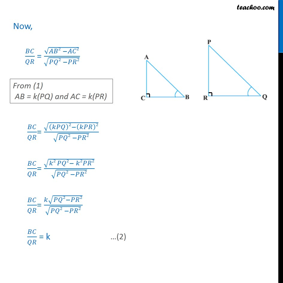 Example 2 - Chapter 8 Class 10 Introduction to Trignometry - Part 3