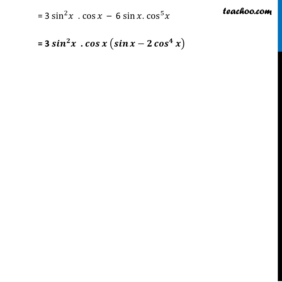 Misc 2 - Chapter 5 Class 12 Continuity and Differentiability - Part 2