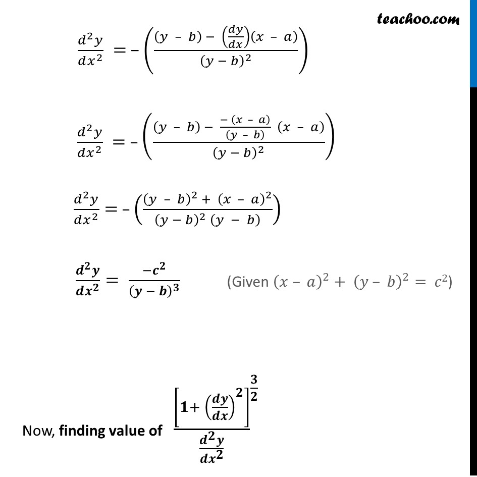 Misc  15 - Chapter 5 Class 12 Continuity and Differentiability - Part 4