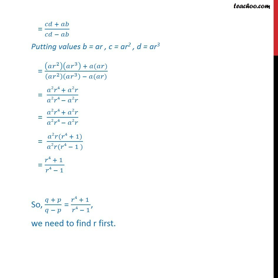 Misc 18 - Chapter 9 Class 11 Sequences and Series - Part 4