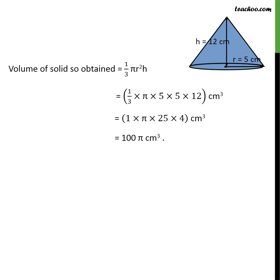 Ex 13.7, 7 - Chapter 13 Class 9 Surface Areas and Volumes - Part 2