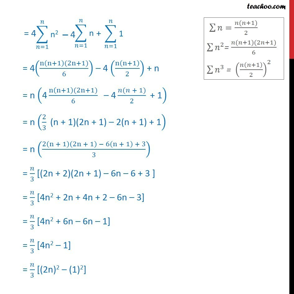 Ex 9.4, 10 - Chapter 9 Class 11 Sequences and Series - Part 2