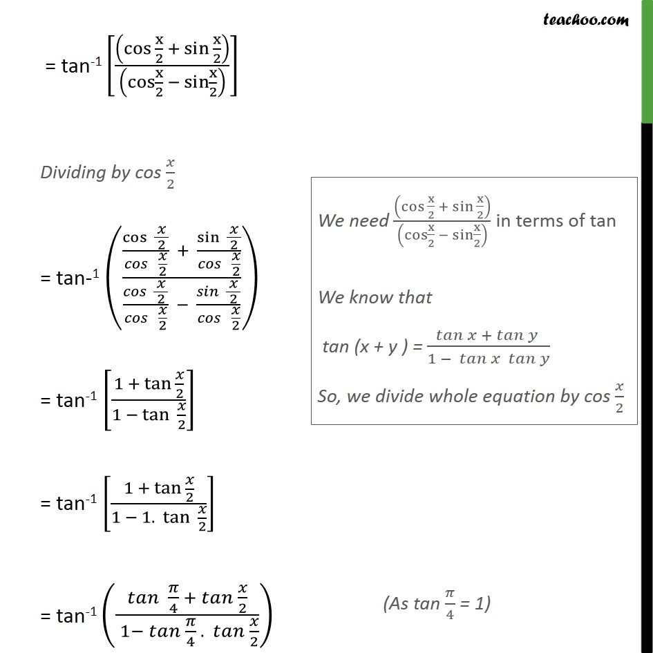 Example 5 - Chapter 2 Class 12 Inverse Trigonometric Functions - Slide 3