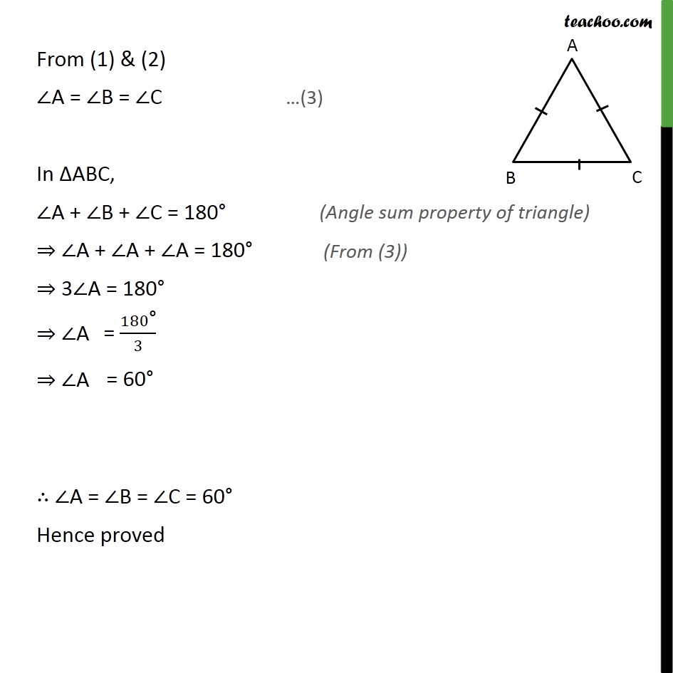 Ex 7.2, 8 - Chapter 7 Class 9 Triangles - Part 2
