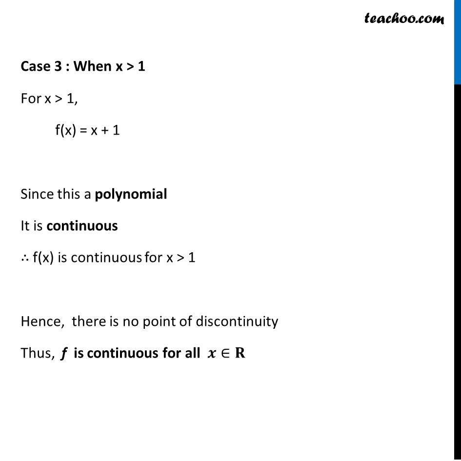 Ex 5.1, 10 - Chapter 5 Class 12 Continuity and Differentiability - Part 4