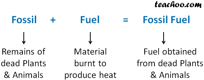 Foosil Fuel Definition - Teachoo.jpg