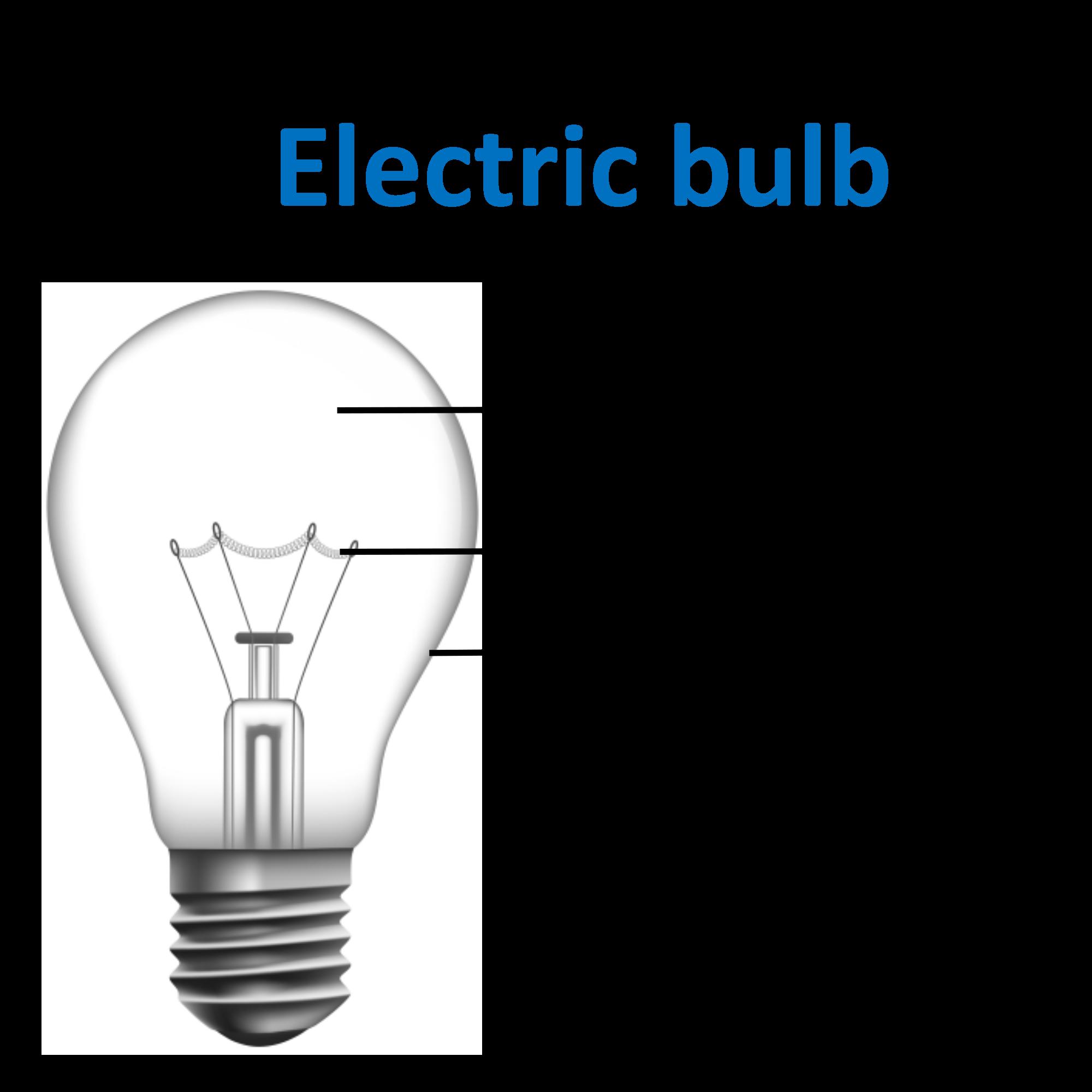 Electric Bulb - Teachoo.png