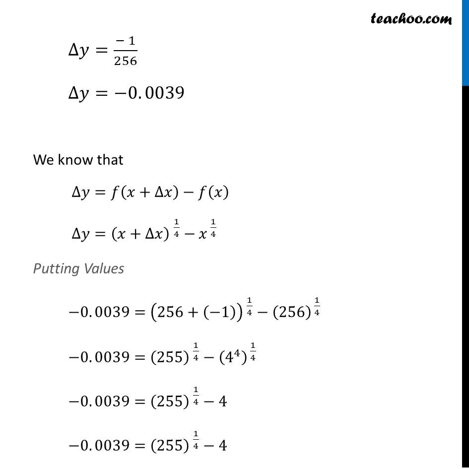 Ex 6.4, 1 (viii) - Chapter 6 Class 12 Application of Derivatives - Part 3