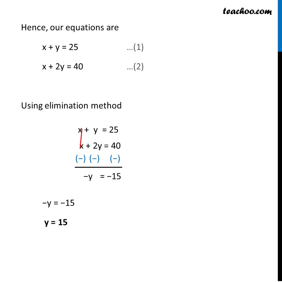 Ex 3.4, 2 (iv) - Chapter 3 Class 10 Pair of Linear Equations in Two Variables - Part 3