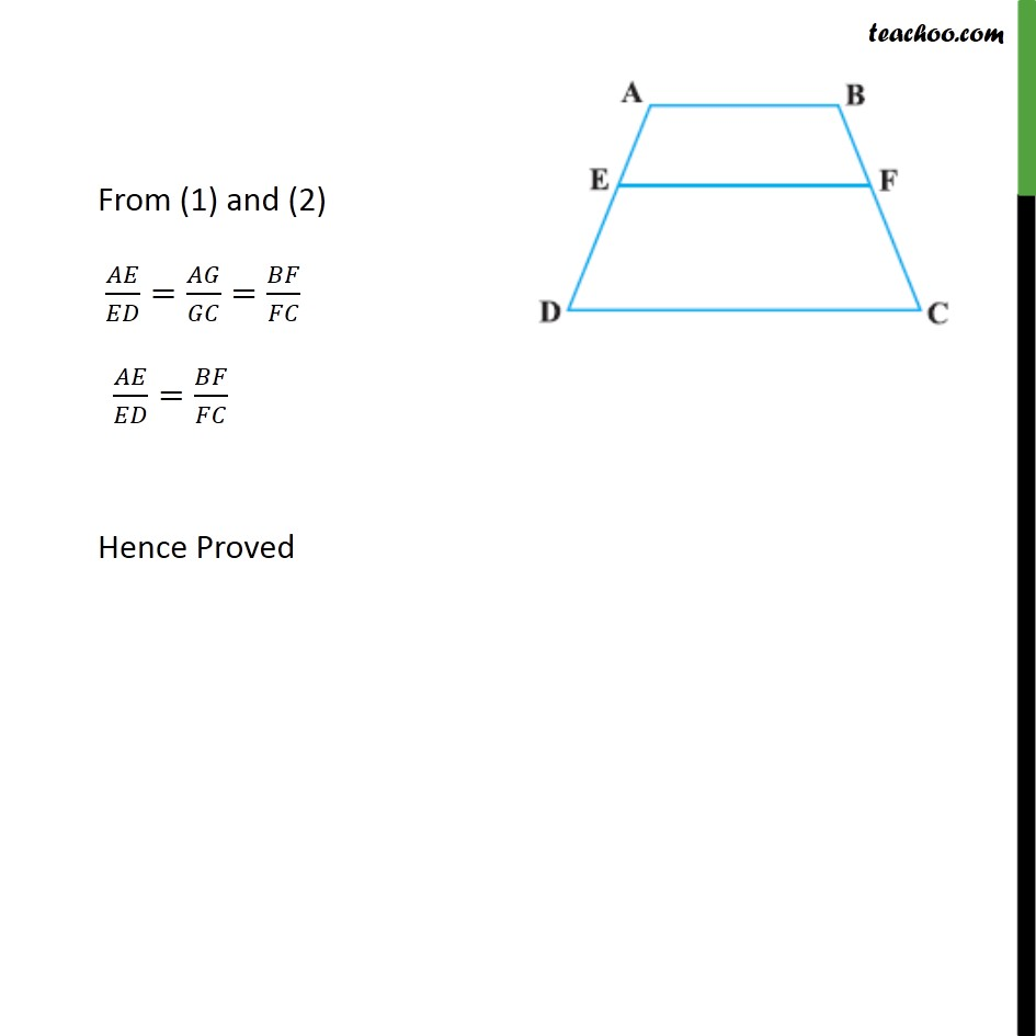Example 2 - Chapter 6 Class 10 Triangles - Part 3