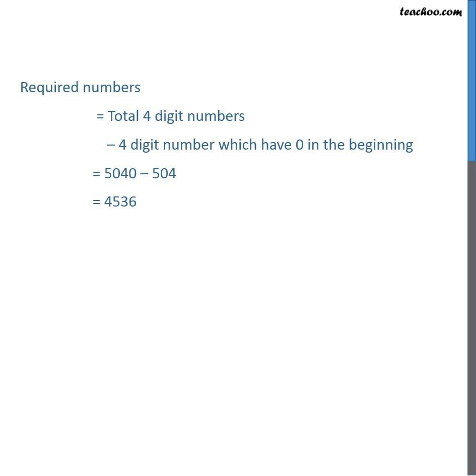 Ex 7.3,2 - Chapter 7 Class 11 Permutations and Combinations - Part 4