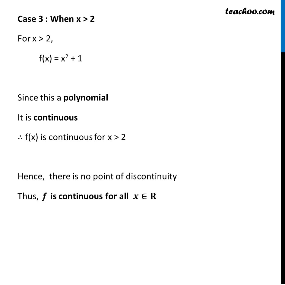 Ex 5.1, 11 - Chapter 5 Class 12 Continuity and Differentiability - Part 4