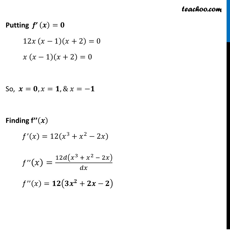 Example 32 - Chapter 6 Class 12 Application of Derivatives - Part 2
