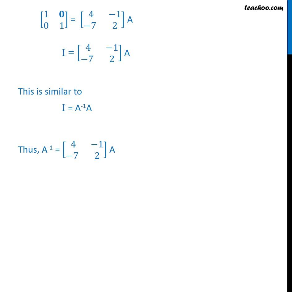 Ex 3.4, 5 - Chapter 3 Class 12 Matrices - Part 3