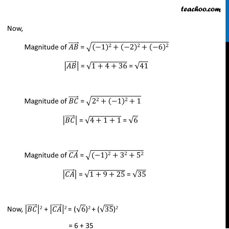 Ex 10.3, 17 - Chapter 10 Class 12 Vector Algebra - Part 6
