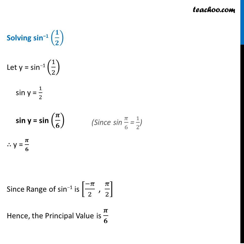 Ex 2.1, 12 - Chapter 2 Class 12 Inverse Trigonometric Functions - Part 2