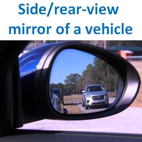 Side-rear-view mirror of a vehicle-Teachoo.jpg
