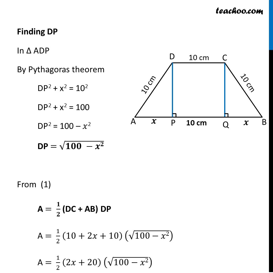 Example 37 - Chapter 6 Class 12 Application of Derivatives - Part 3