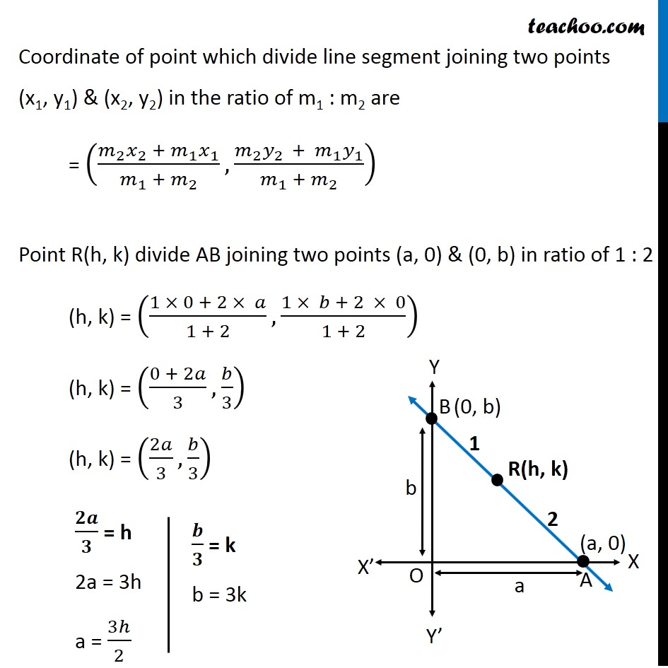 Ex 10.2, 19 - Chapter 10 Class 11 Straight Lines - Part 2