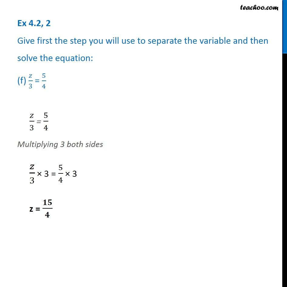 Ex 4.2, 2 - Chapter 4 Class 7 Simple Equations - Part 6