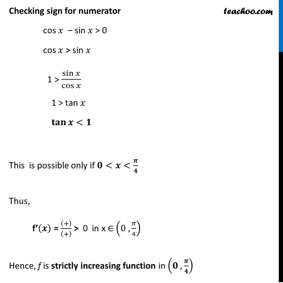 Example 48 - Chapter 6 Class 12 Application of Derivatives - Part 3