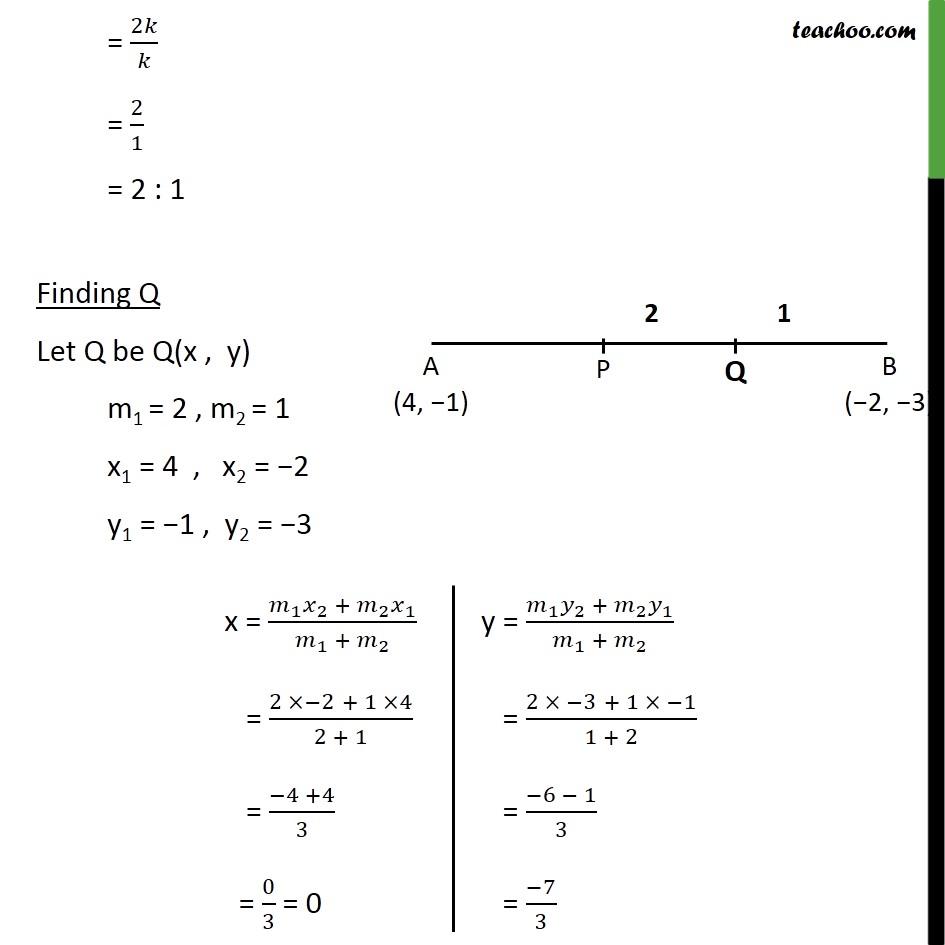 Ex 7.2, 2 - Chapter 7 Class 10 Coordinate Geometry - Part 4
