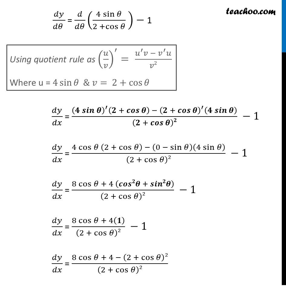 Ex 6.2,9 - Chapter 6 Class 12 Application of Derivatives - Part 2