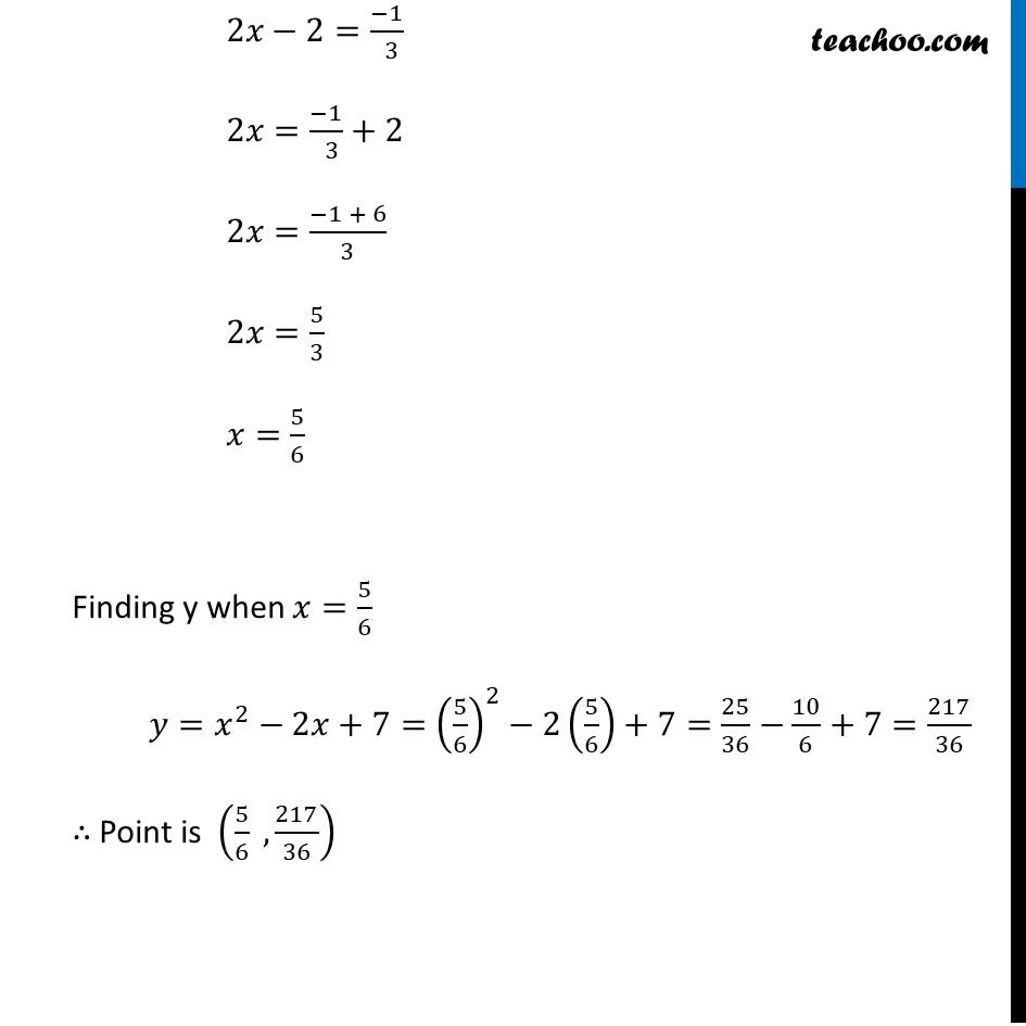 Ex 6.3,15 - Chapter 6 Class 12 Application of Derivatives - Part 6