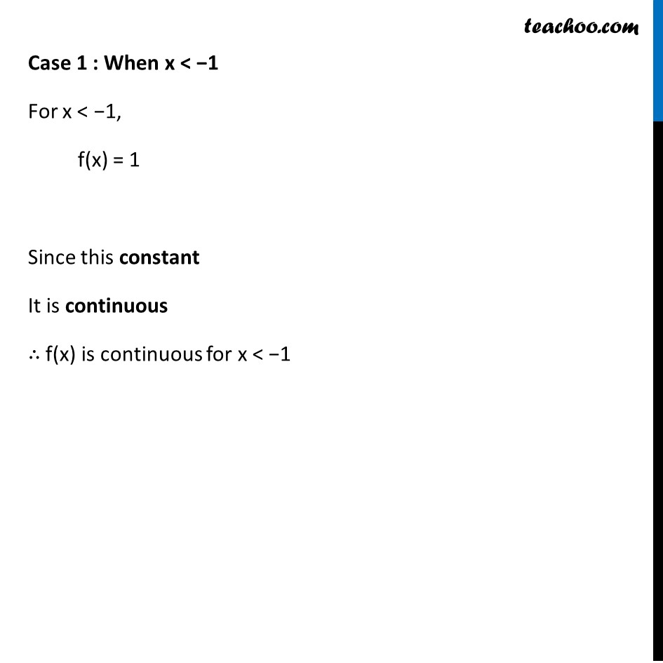 Ex 5.1, 34 - Chapter 5 Class 12 Continuity and Differentiability - Part 5