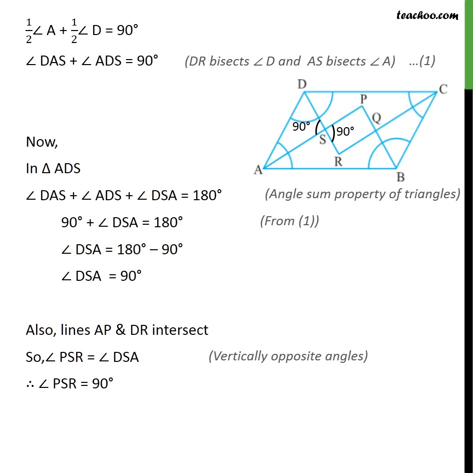 Example 5 - Chapter 8 Class 9 Quadrilaterals - Part 2