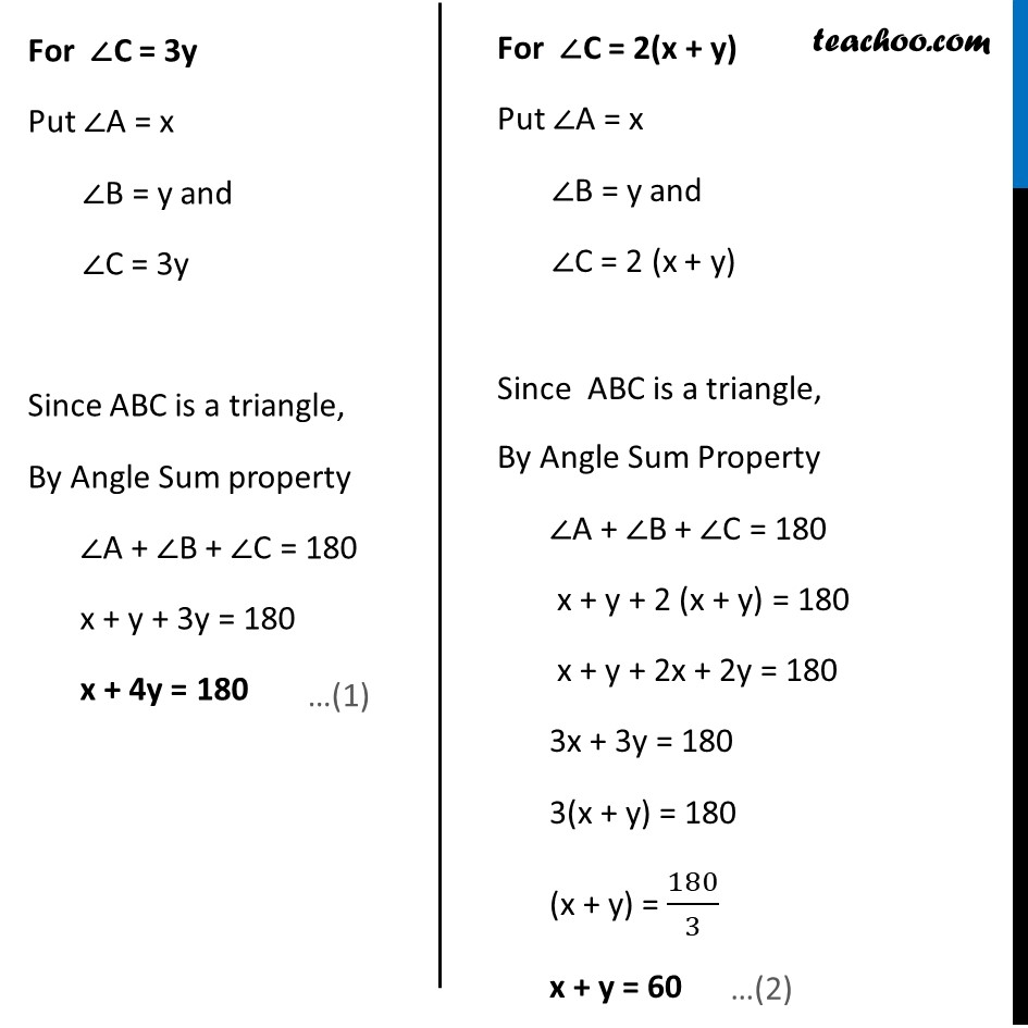 Ex 3.7, 5 (Optional) - Chapter 3 Class 10 Pair of Linear Equations in Two Variables - Part 2