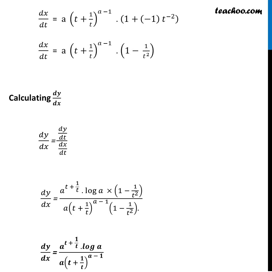 Example 47 - Chapter 5 Class 12 Continuity and Differentiability - Part 4