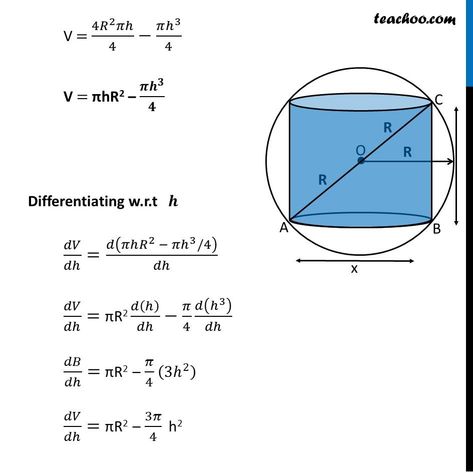 Misc 17 - Chapter 6 Class 12 Application of Derivatives - Part 3